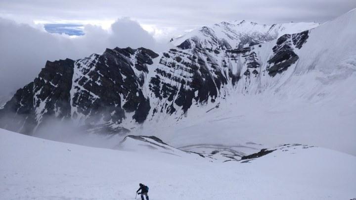 Stok Kangri glacier